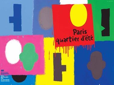Paris Quartier d'été : 19e édition