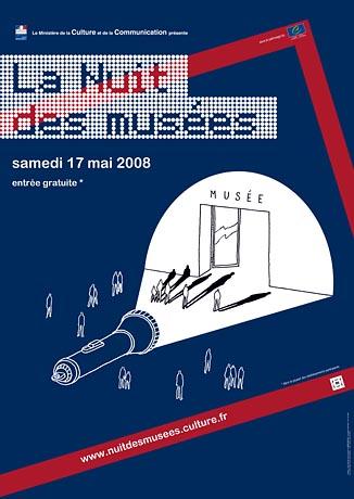 Christine Albanel participera à la 4e édition de la Nuit des musées, samedi 17 mai