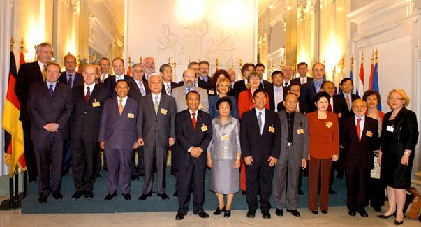 Deuxième réunion des ministres de la culture des pays de l'ASEM