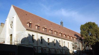 Collège des Bernardins à Paris 5e