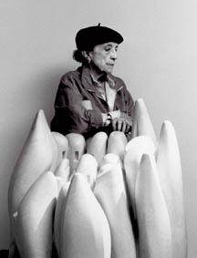 Louise Bourgeois - Une exposition du Centre Pompidou en association avec la Tate Modern, Londres