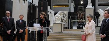 Remise officielle le 16 janvier au musée d'Orsay, l'album de la Comtesse de Castiglione