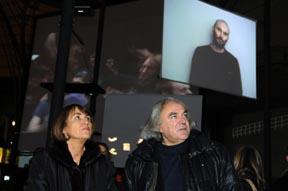 «Dans la nuit, des images» : le Grand Palais s'illumine