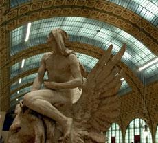Légende : Gratuité des musées