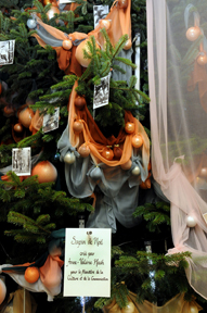 Les sapins de Noël du ministère