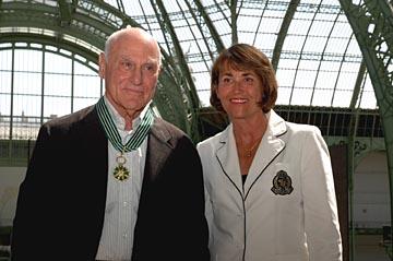 Richard Serra, Commandeur dans l'ordre des Arts et des Lettres