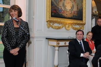 Rencontre des ministres de la Culture et de l'Audiovisuel de l'Union européenne