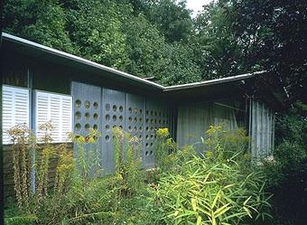 Maison d 39 habitation - Maison jean prouve nancy ...